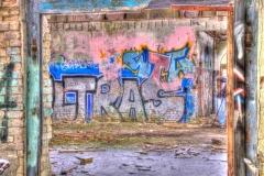 Graffitit Lokschuppen Rheine 2