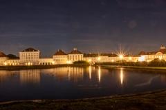 Panorama Schloss Nymphenburg